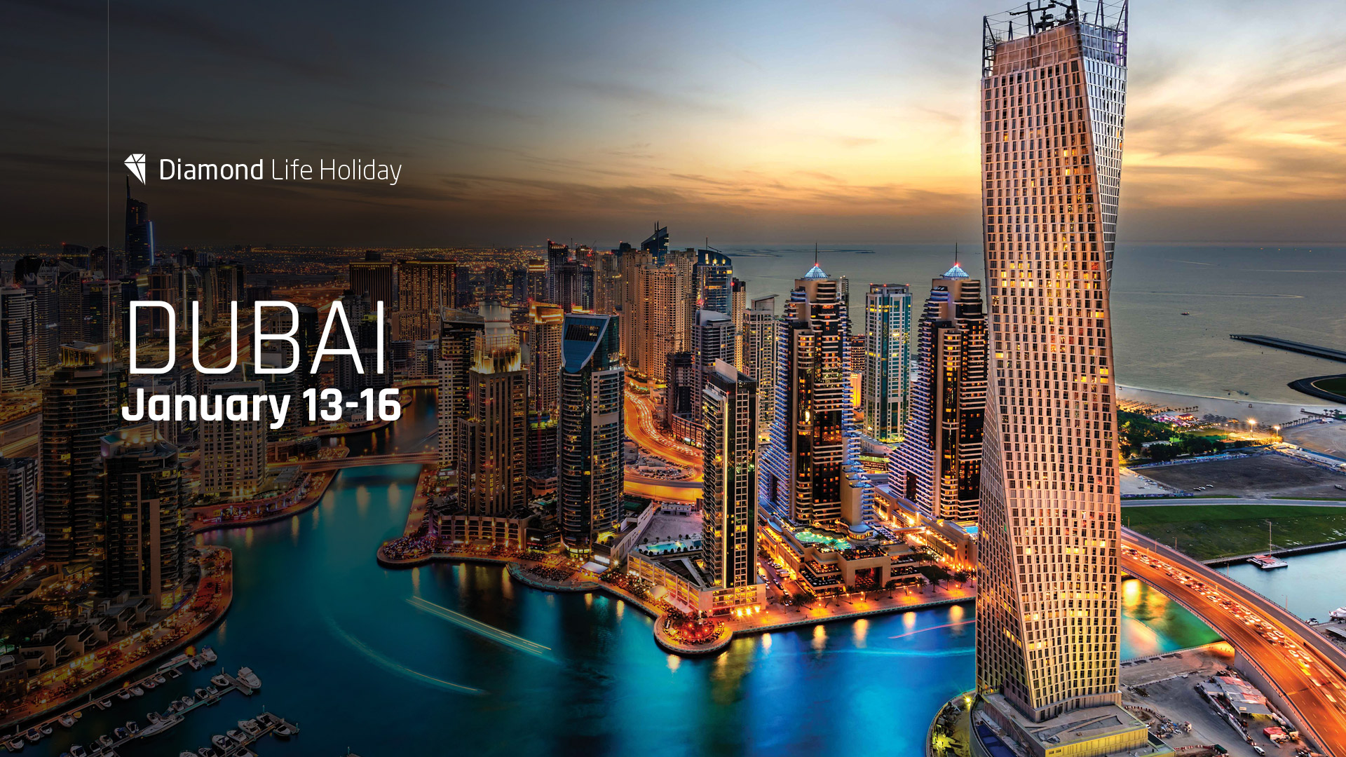 Dimond Life Holiday Dubai