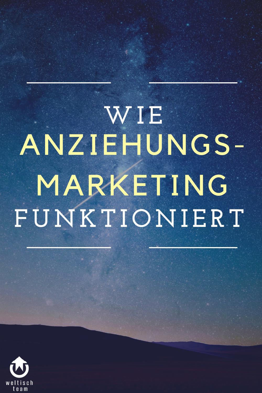Anz Marketing 1 - Wie Magnetic Sponsoring funktioniert: Ziehe automatisch eine endlose Anzahl an Kontakten & Team-Mitgliedern an