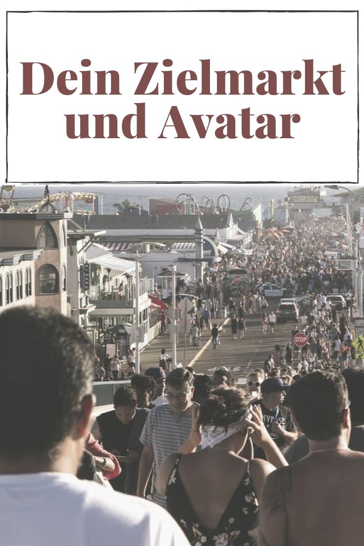 DE Dein Zielmarkt und Avatar - Dein Zielmarkt und Avatar