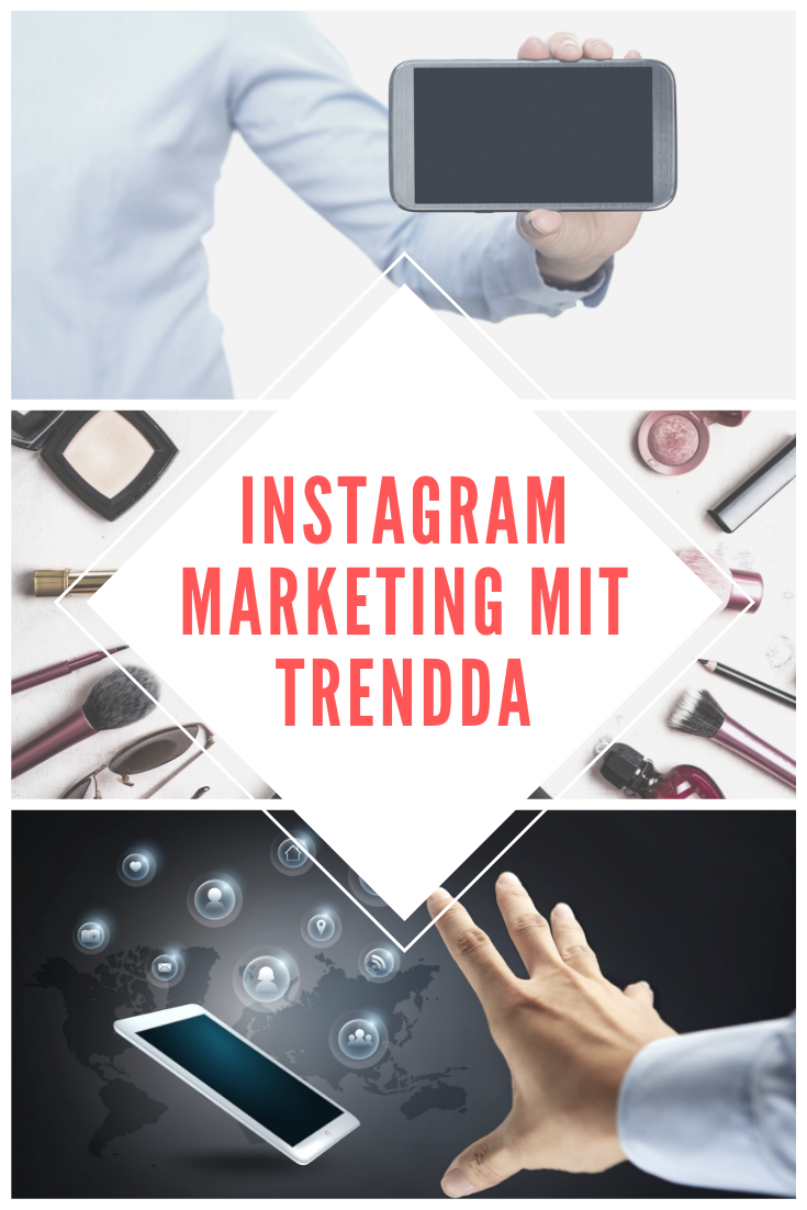 DE Instagram Marketing mit Trendda - Instagram Marketing mit Trendda