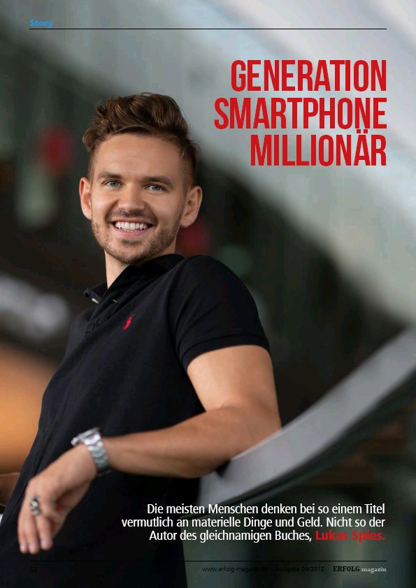 Generation Smartphone Milionär - Generation Smartphone Milionär