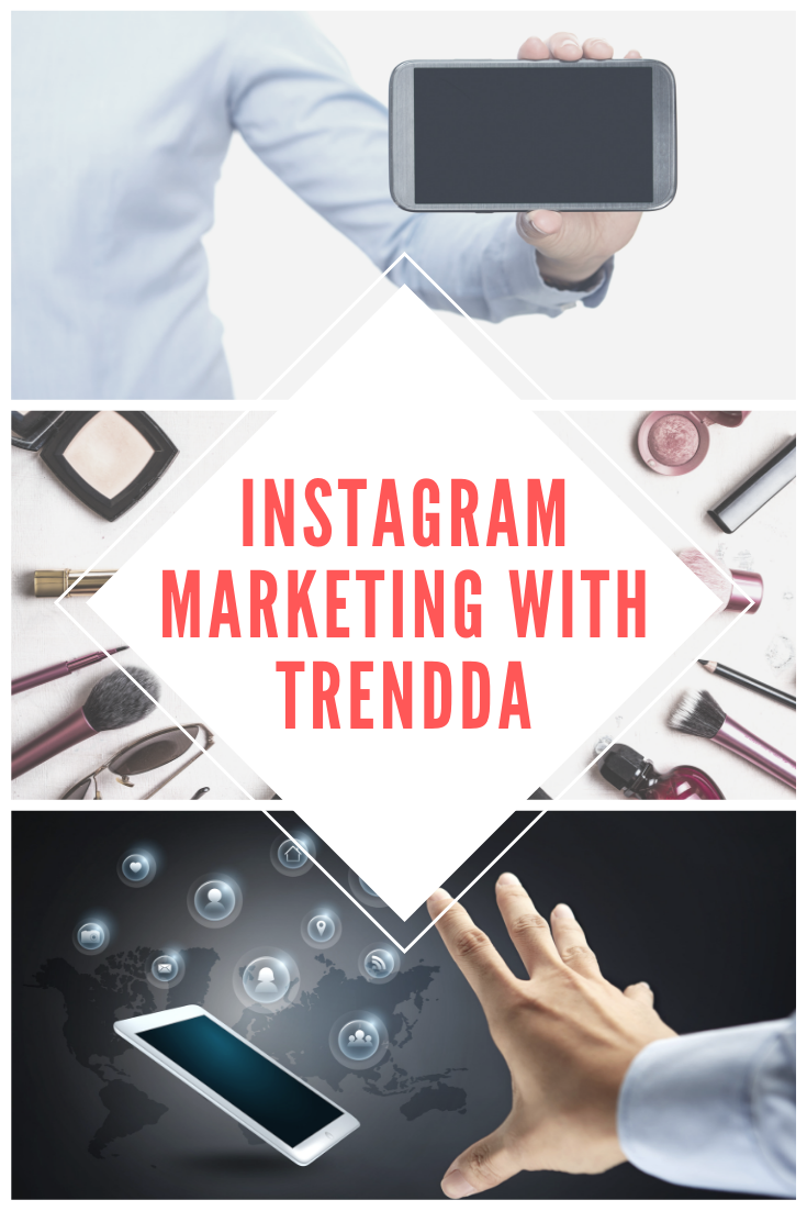 Instagram Marketing with Trendda - Instagram Marketing mit Trendda