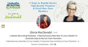 LinkedIn103 300x162 - 4 Schritte die LinkedIn in eine Rekrutierungsmaschiene verwandeln