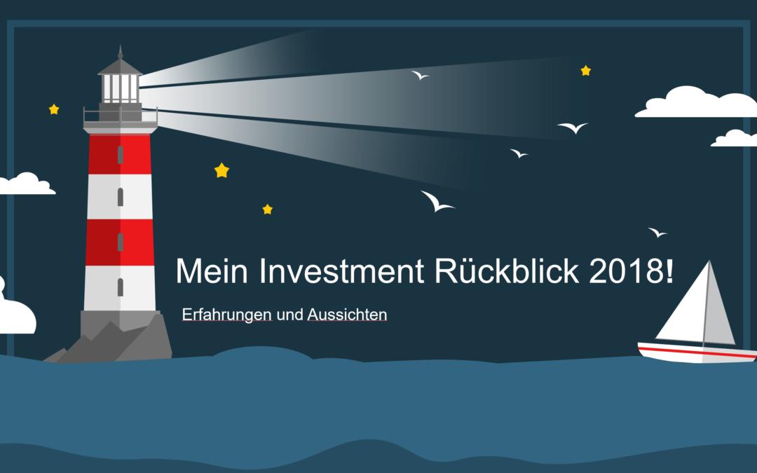 Mein Investment Rückblick 2018