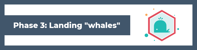 Phase 3 Landing Whales - Wie Magnetic Sponsoring funktioniert: Ziehe automatisch eine endlose Anzahl an Kontakten & Team-Mitgliedern an