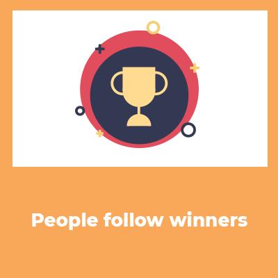 Winner - Wie Magnetic Sponsoring funktioniert: Ziehe automatisch eine endlose Anzahl an Kontakten & Team-Mitgliedern an