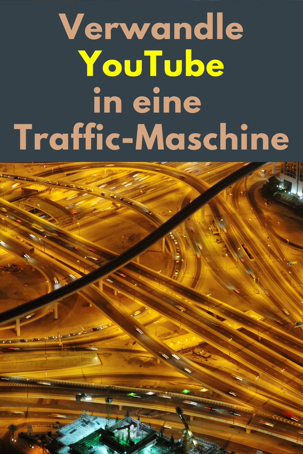 YouTube Traffic - Verwandle YouTube in eine Trafficmaschine
